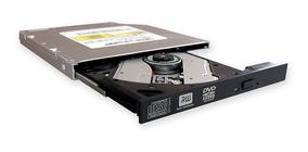 Gravador Cd Dvd Cd-r Dvd-rw Sata P/ Note E Pc Dell