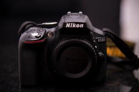 Kit Nikon D5300 + 50mm 1.8d