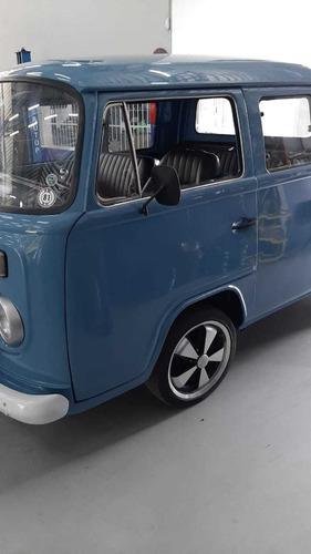 Volkswagen Kombi Cd 1981 2.0 Injetada