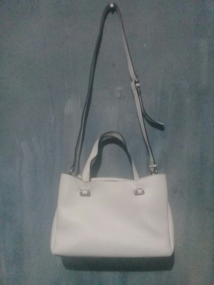 Bolsa Branca Zara