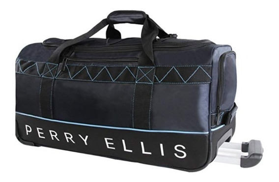 Bolso Viaje Perry Ellis Extra Grande 35 Pulgadas (88,9 Cm)