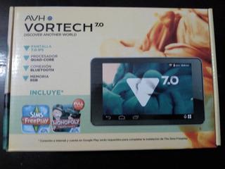 Tablet Avh Vortech 7.0