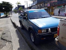 Chevrolet Luv 4x2 1995 Azul 2 Puertas