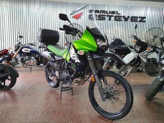 Kawasaki Klr 650 18000 Km Impecable - Plan Ahora 12/18