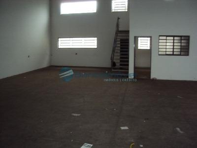 Barracão Para Alugar Jardim Do Trevo - Ba00095