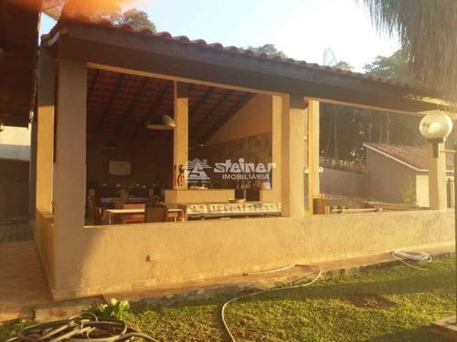 Venda Chácara / Sítio Rural Em Condomínio Jardim Das Cerejeiras Arujá R$ 2.000.000,00 - 34734v