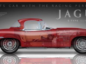 Jaguar E-type Roadster Serie 2