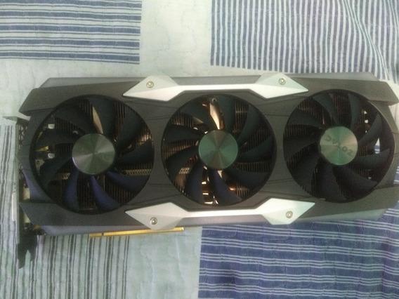 Zotac Geforce Gtx 1080ti Amp Extreme (testes Fotos+video!)