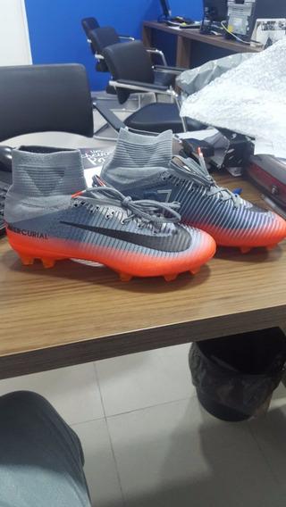 Chuteira Nike Cr7 Forjada No Fogo