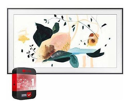Imagen 1 de 7 de Samsung Qn65ls03tafxza The Frame ***** 65 Pulgadas Qled Smar