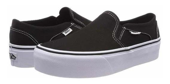 Zapatos Vans Slip- On Para Mujer