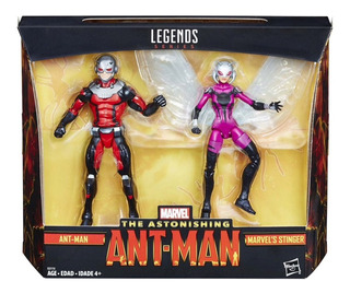 Oferta Marvel Legends Ant Man Marvel Stinger Astonishing !!