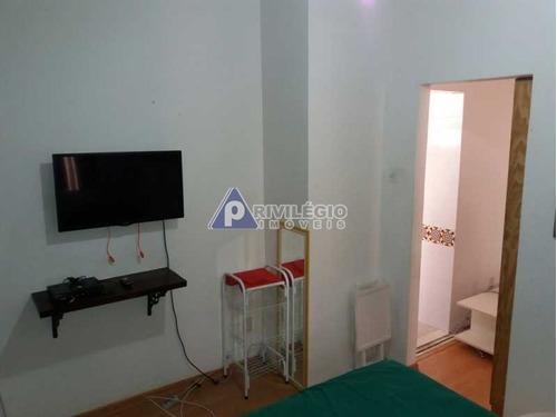 Imagem 1 de 16 de Apartamento À Venda, 1 Quarto, Catete - Rio De Janeiro/rj - 15640