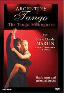 Dvd : Argentine Tango: Tango Milonguero (dolby)