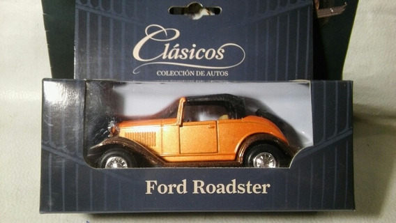 Coleccion Clasicos Argentinos Clarin Ford Roaster N°10