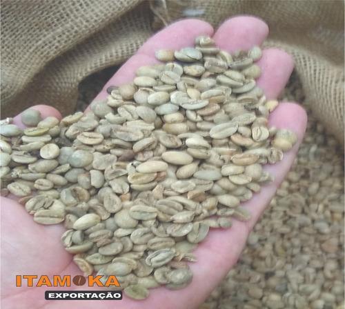 Café Cru Verde 17kg  Sem Torrar Direto Produtor 100% Arábica