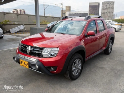 Renault Duster Oroch 4x4 2020