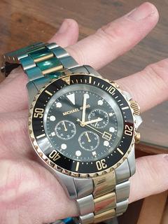 Excelente Reloj Michael Kors Chrono Mk 8311