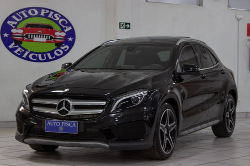 Mercedes-benz Gla 250 2.0 16v Turbo Gasolina Sport 4p