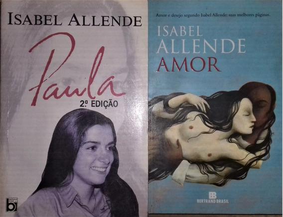 Combo 265 - 2 Livros De Isabel Allende