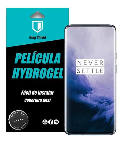 Película Oneplus 7 Pro Kingshield Hydrogel Cobertura Total