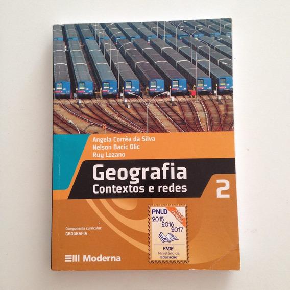 Livro Geografia Contextos E Redes 2 Ensino Médio C2