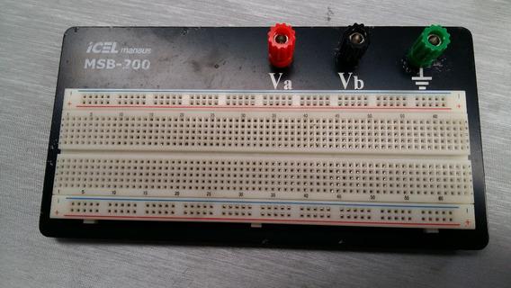 Protoboard 840 Furos + Brinde Promoção