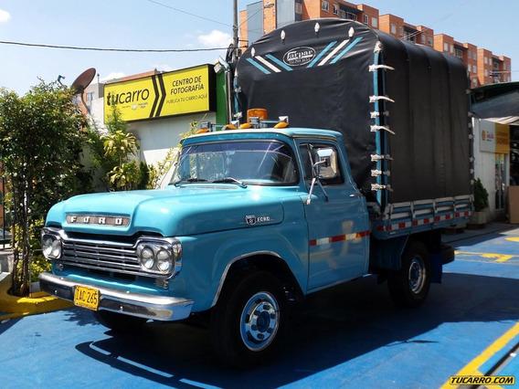 Estacas Ford 59