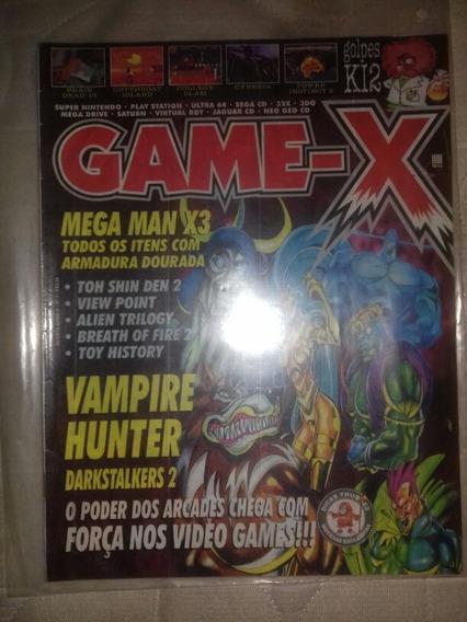 Revista Game X Número 2