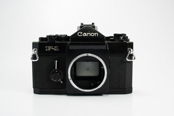 Canon F1 Câmera Analógica 35mm
