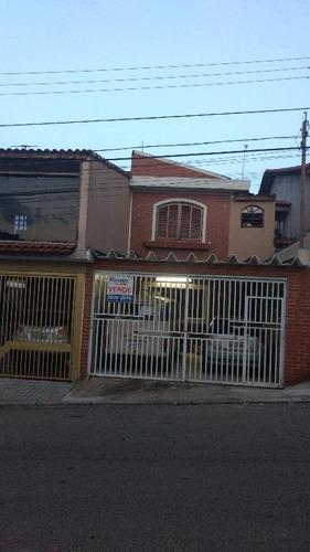 Imagem 1 de 25 de Sobrado Residencial À Venda, Vila Talarico, São Paulo. - So1814