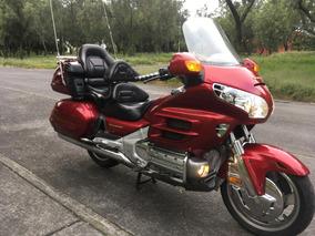 Honda Goldwing 1800 Boxer 6 Cil Reversa Nuevecita Un Dueño !