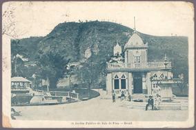 Léon De Rennes - Juiz De Fora - Jardim Público - 13041922
