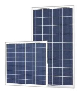 Panel Solar Fotovoltaico Policristalino 100w Calidad A Energ