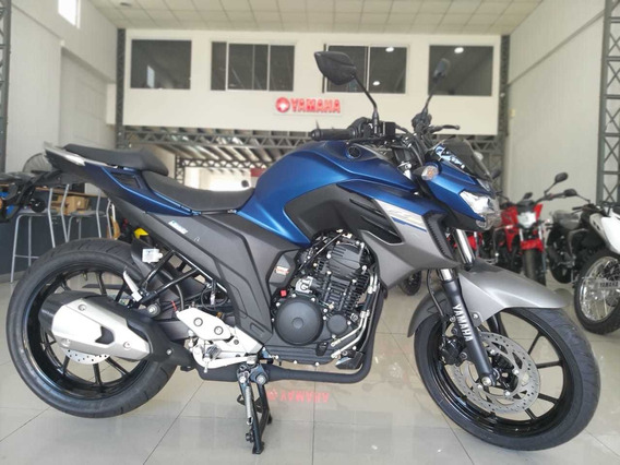 Yamaha Fz 25 Fazer 250 0km Año 2020 A 12 Cuotas Sin Interés