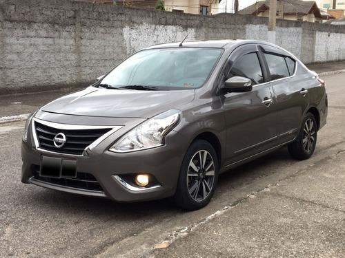Imagem 1 de 11 de Nissan Versa Unique 2018