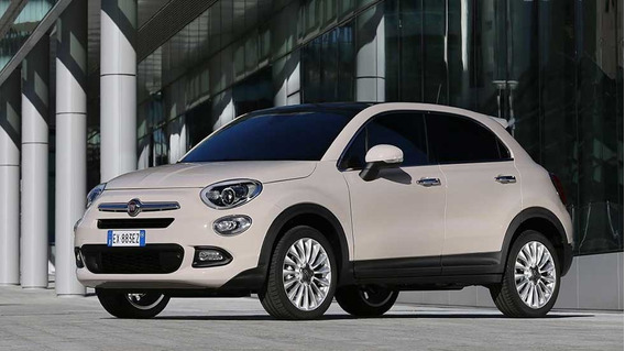 Fiat 500x Pop 1.4 N 16v Manual 0km Rb