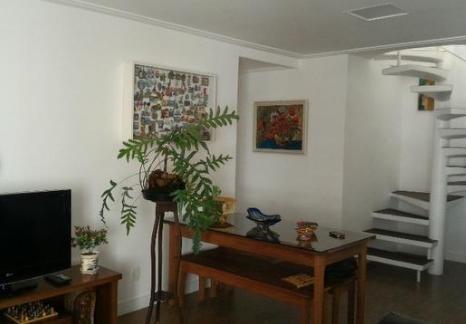 Apartamento Duplex À Venda, 185 M² Por R$ 1.690.000,00 - Brooklin Novo - São Paulo/sp - Ad0014