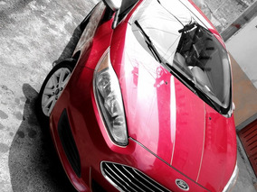 Ford Fiesta 1.6 Ses Qc Hb At 2013