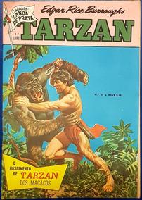Tarzan, Nº 48 - Coleção Lança De Prata