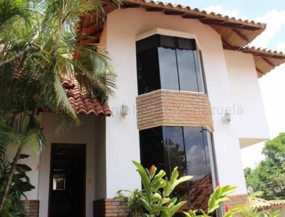 Casas En Alquiler El Pedregal Barquisimeto 21-1492 J&m