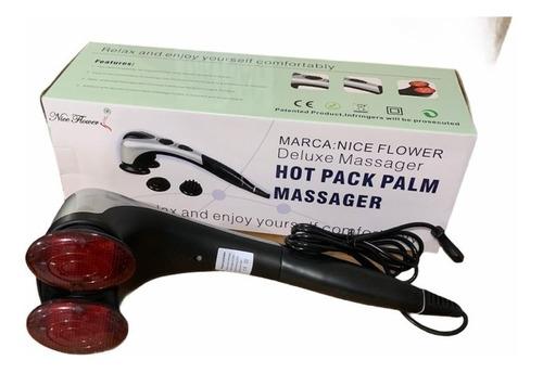 Masajeador Profesional Infrarrojo Electrico Potente Hot Pack