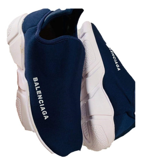 Zapatillas Bajas Elasticas Balenciaga Importadas No Triple S