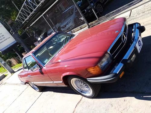 Imagen 1 de 3 de Mercedes Benz 450 Sl