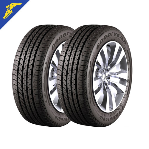 Kit X2 Neumáticos Goodyear 205/55r16 Efficientgrip Perfor.