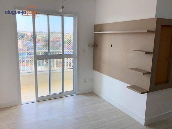 Apartamento Com 2 Dormitórios À Venda, 56 M² Por R$ 290.000,00 - Jardim Satélite - São José Dos Campos/sp - Ap7191