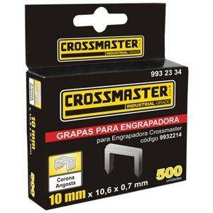 Grapas Rectas 8 X 11,3mm 1000un (p/9932210) Crossmaster 9932