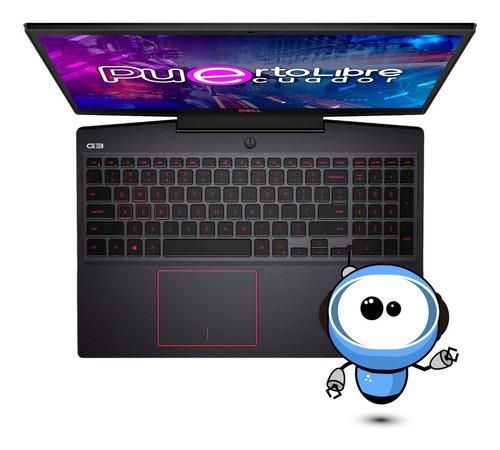 G A M E R Dell G3 Core I5 10ma 8gb + 512gb Ssd + Nvidia 4gb