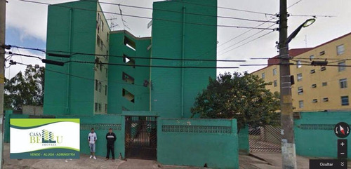 Apartamento Residencial À Venda, Conjunto Habitacional Juscelino Kubitschek, São Paulo. - Ap0019