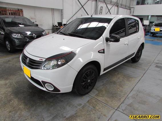 Renault Sandero Gt Line